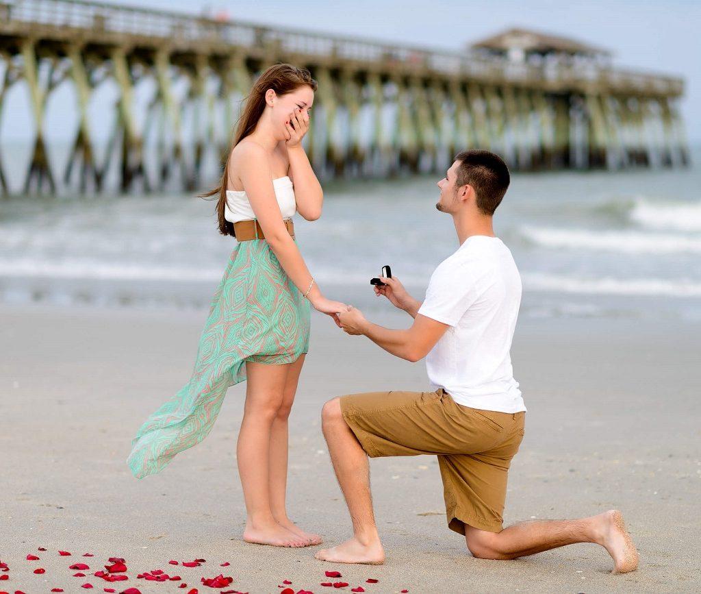 הצעת נישואין רומנטית על יאכטה בהרצליה
